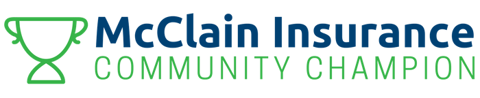 McClain Insurance Community Champion