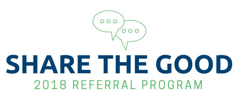 McClain Insurance Share the Good Referral Program