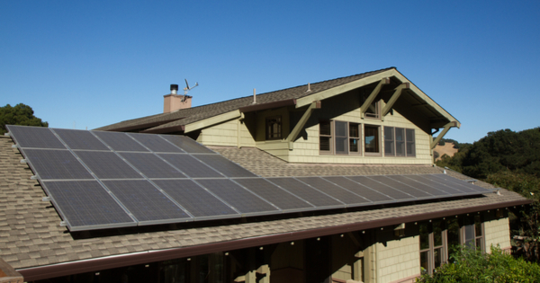 Solar home renovation insurance