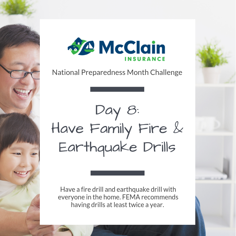 McClain Insurance Everett Emergency Preparedness