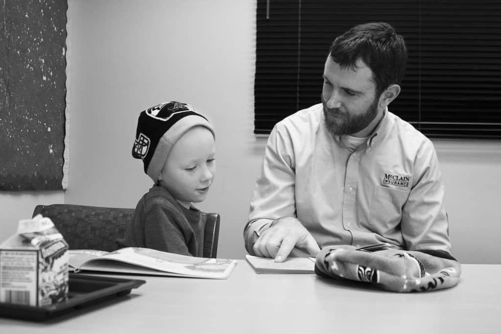 mcclain insurance charity bbbs