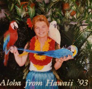 Dova and the birds