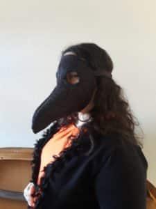 Ann Franklin Halloween