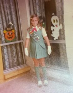 Laura Paradis Girl Scout